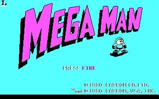 Screenshot Thumbnail / Media File 1 for Mega Man (1990)(Capcom)