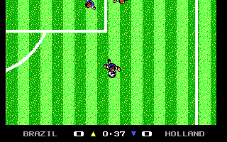 Screenshot Thumbnail / Media File 1 for Microprose Pro Soccer (1988)(Microprose Software Inc)