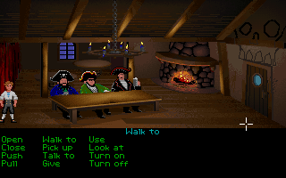 Screenshot Thumbnail / Media File 1 for Monkey Island Vga (1990)(Lucas Arts)
