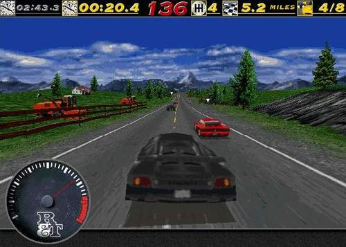 Screenshot Thumbnail Media File 3 For Need Speed Special Edition 1996