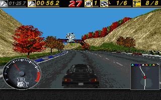 Screenshot Thumbnail Media File 10 For Need Speed Special Edition 1996