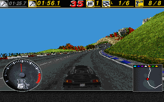 Screenshot Thumbnail Media File 6 For Need Speed Special Edition 1996