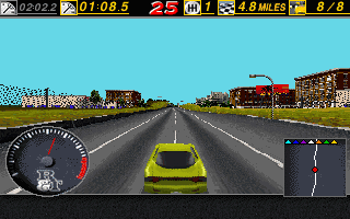 Screenshot Thumbnail Media File 2 For Need Speed Special Edition 1996