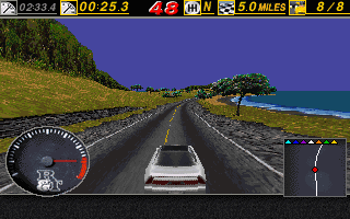 Screenshot Thumbnail Media File 7 For Need Speed Special Edition 1996