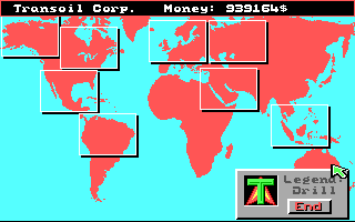 Screenshot Thumbnail / Media File 1 for Oil Imperium (1989)(Softgold)