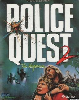 Screenshot Thumbnail / Media File 1 for Police Quest 2 The Vengeance (1988)(Sierra Online)