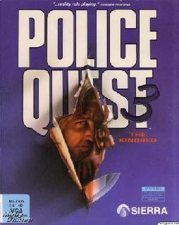 Screenshot Thumbnail / Media File 1 for Police Quest 3 The Kindred (1990)(Sierra Online)