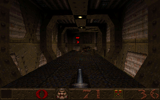 Screenshot Thumbnail / Media File 1 for Quake (1996)(Id Software)