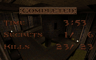Screenshot Thumbnail / Media File 1 for Quake Mission Pack 1 Scourge of Armagon (1997)(Hipnotic Interactive)