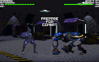 Screenshot Thumbnail / Media File 1 for Rise Of The Robots (1994)(Mirage Media)