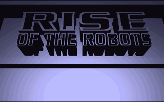 Screenshot Thumbnail / Media File 1 for Rise Of The Robots (1994)(Time Warner Interactive)