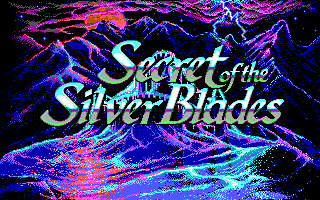 Screenshot Thumbnail / Media File 1 for Secret Of The Silver Blades (1990)(Strategic Simulations Inc)