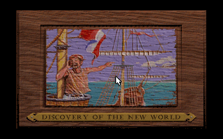 Screenshot Thumbnail / Media File 1 for Sid Meiers Colonization (1994)(Microprose Software Inc)