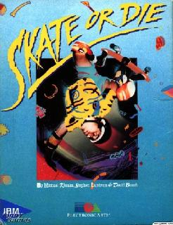 Screenshot Thumbnail / Media File 1 for Skate Or Die (1988)(Electronic Arts Inc)