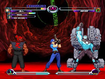 Download marvel vs. Capcom 2 rom.