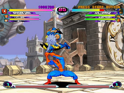 Marvel vs  Capcom 2 - The New Age of Heroes (USA) ISO < DC