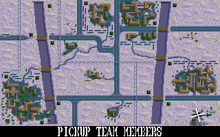 Screenshot Thumbnail / Media File 1 for Special Forces (1992)(Microprose Software Inc)