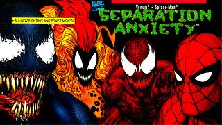 Screenshot Thumbnail / Media File 1 for Spiderman Separation Anxiety (1995)(Acclaim)