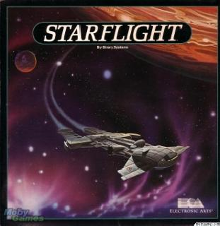 Screenshot Thumbnail / Media File 1 for Starflight (1986)(Electronic Arts Inc)(Rev)