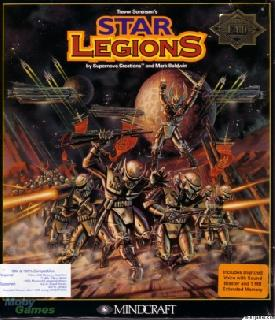 Screenshot Thumbnail / Media File 1 for Star Legions (1992)(Super Nova Creations)