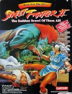 Screenshot Thumbnail / Media File 1 for Street Fighter 2 (1992)(Us Gold)