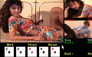 Screenshot Thumbnail / Media File 1 for Strip Poker III (1994)(Artworx)