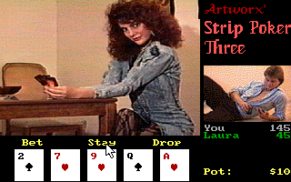 Accept. Strip poker abandonware consider