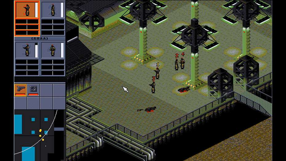 Syndicate (1993)(Electronic Arts Inc) Game