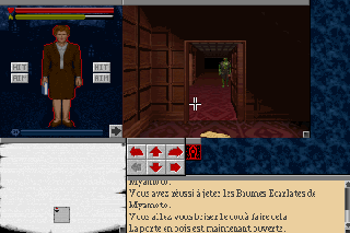 Screenshot Thumbnail / Media File 1 for The Legacy Realm Of Terror (1993)(Microprose Software Inc)(Rev1)