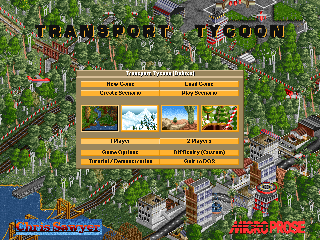 Screenshot Thumbnail / Media File 1 for Transport Tycoon Deluxe (1995)(Microprose)