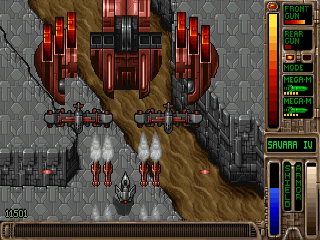 Screenshot Thumbnail / Media File 1 for Tyrian (1995)(Epic Megagames Inc)