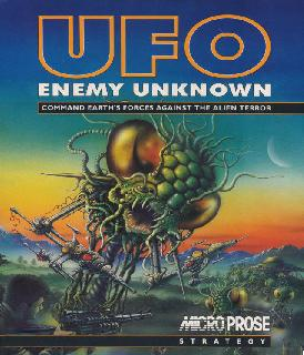 Screenshot Thumbnail / Media File 1 for UFO Enemy Unknown (1994)(Microprose)