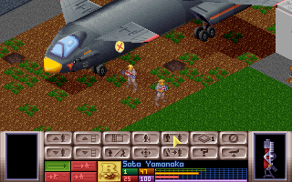 Screenshot Thumbnail / Media File 1 for Ufo Enemy Unknown (1994)(Mythos Games)