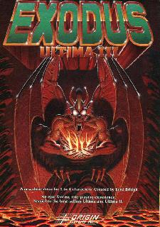 Screenshot Thumbnail / Media File 1 for Ultima III Exodus (1983)(Origin Systems Inc)