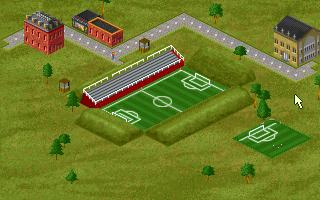 Screenshot Thumbnail / Media File 1 for Ultimate Soccer Manager (1995)(Impressions)