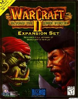 Screenshot Thumbnail / Media File 1 for Warcraft 2 Beyond The Dark Portal (1996)(Blizzard Entertainment)
