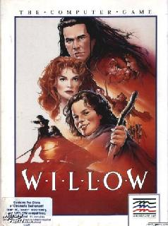 Screenshot Thumbnail / Media File 1 for Willow (1987)(Mindscape Inc)
