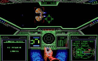 Screenshot Thumbnail / Media File 1 for Wing Commander (1990)(Origin Systems Inc)
