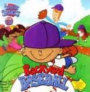 Screenshot Thumbnail / Media File 1 For Backyard Baseball (CD Windows)