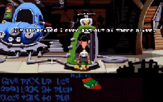 Screenshot Thumbnail / Media File 1 for Day Of The Tentacle (CD Dos)