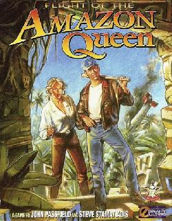 Screenshot Thumbnail / Media File 1 for Flight of the Amazon Queen (CD DOS)