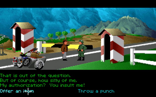 indiana jones and the last crusade computer game