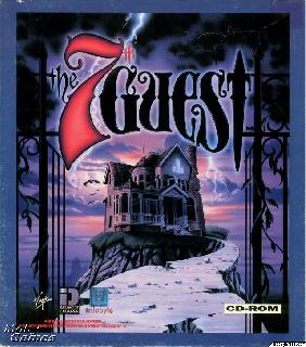 Screenshot Thumbnail / Media File 1 for The 7th Guest (CD DOS)