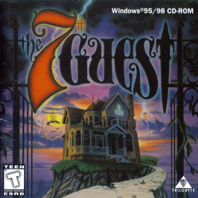 The 7th Guest (CD DOS) Game < ScummVM Games   Emuparadise