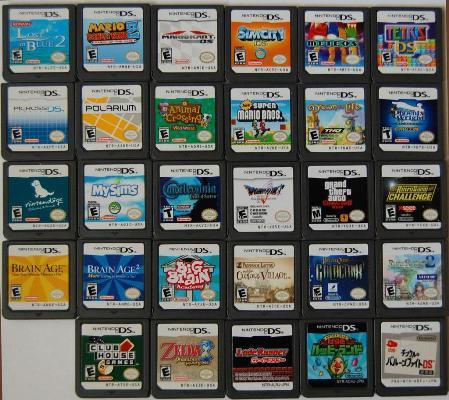 Nintendo DS Roms 1101 - 1200 < Fullset ROMs | Emuparadise