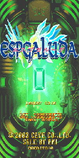 Screenshot Thumbnail / Media File 1 for Espgaluda (2003/10/15 Master Ver)