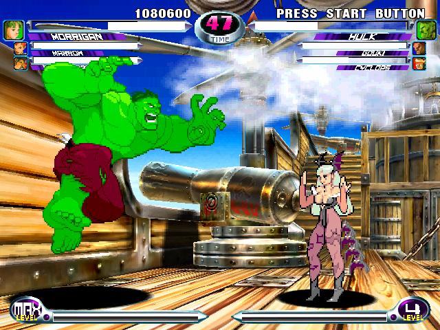marvel vs capcom 2 emulator pc