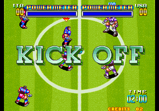 Screenshot Thumbnail / Media File 1 for Soccer Brawl (NGH-031)