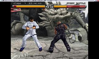 Screenshot Thumbnail / Media File 1 for Tekken 5.1 (TE51 Ver. B)