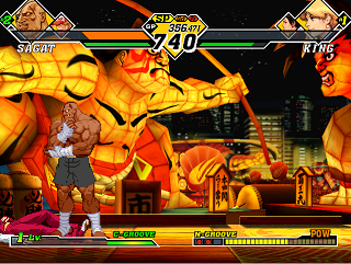 Capcom vs snk 2 rom